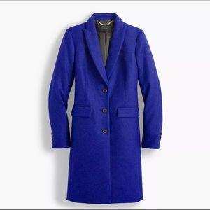 J. Crew Parke Top Coat